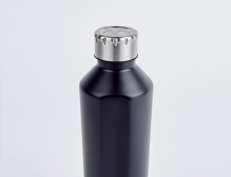 mindi-thermoflasche-edelstahl-schwarz
